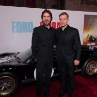 "Christian Bale Gets ""Goosebumps"" Every Time He Sees 'Ford v. Ferrari'"