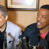 VIDEO: Russell Hornsby And Michael Imperioli On 'The Wizard of Oz' and 'Midnight Cowboy'