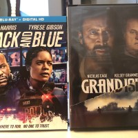 'Black and Blue' Blu-Ray And 'Grand Isle' DVD Giveaway From CinemAddicts