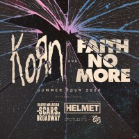 Faith No More And Korn Team Up For North American Summer Tour