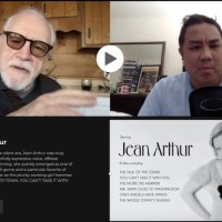 Brian Cox Discusses Jean Arthur Films 'The More The Merrier' And 'Easy Living'