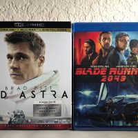 'Ad Astra' 4K Ultra HD And 'Blade Runner 2049' Blu-ray Giveaway