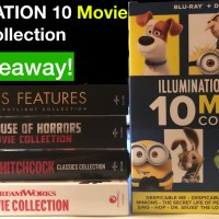 Giveaway: 'ILLUMINATION Presents 10 Movie Collection' From Universal Pictures Home Entertainment!