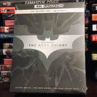 'The Dark Knight Trilogy' 4K Ultra HD + Blu-ray Giveaway From Deepest Dream!