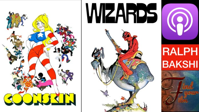 Find Your Film Spotlight: Ralph Bakshi's Wizardry ('Coonskin,' 'Wizards,' 'Last Days of Coney Island')