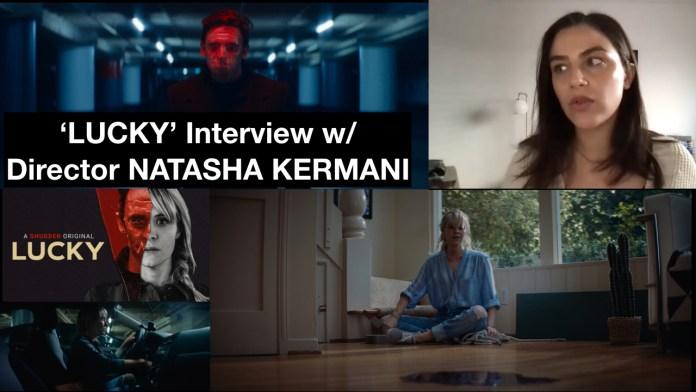 "Director Natasha Kermani Explores ""Horror Tropes"" And ""True Experience"" Behind  'Lucky'"