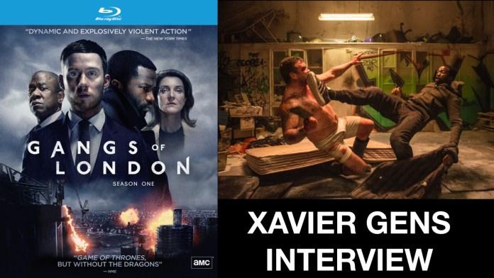Director Xavier Gens Talks 'Gangs of London' And Genre Filmmaking
