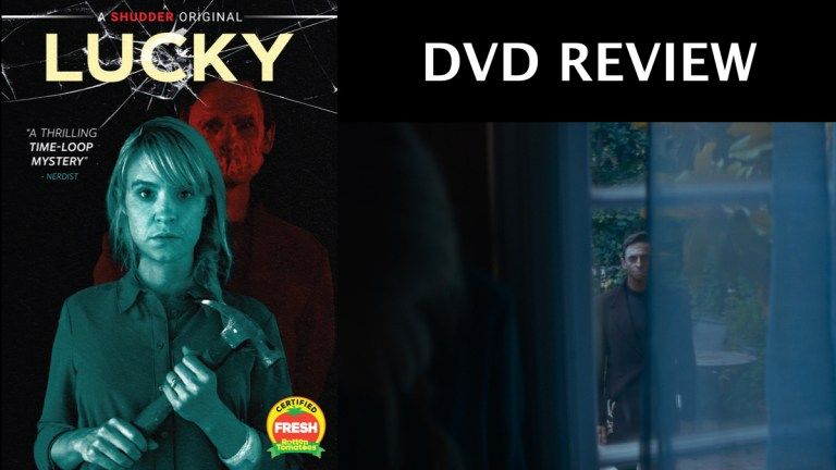 DVD Review: Brea Grant Takes On Mysterious Stalker In First Rate Thriller 'Lucky'