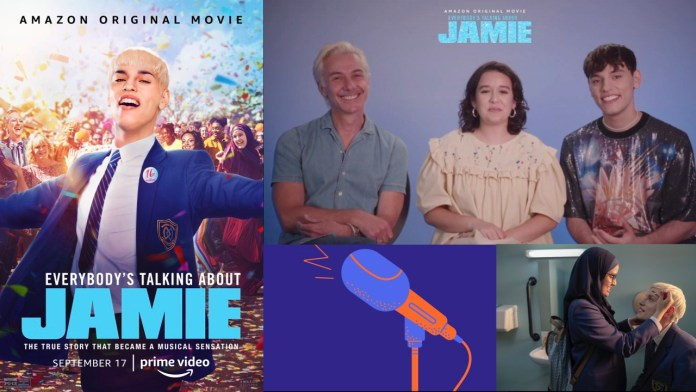 Max Harwood And Lauren Patel Reflect On 'Everybody's Talking About Jamie' Bond