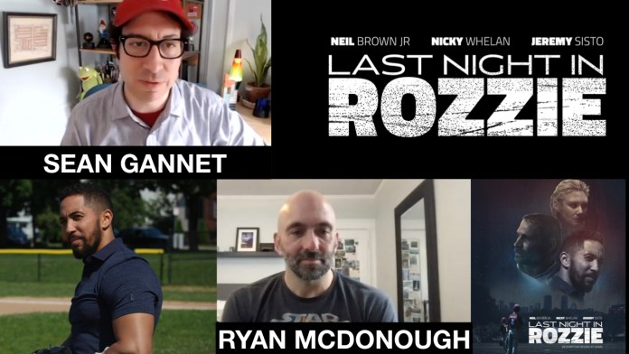 Filmmakers Sean Gannet And Ryan McDonough Go To Bat For Evocative 'Last Night In Rozzie'