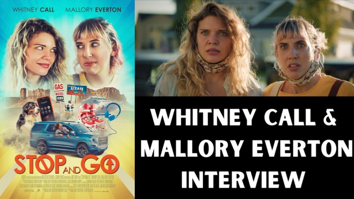 Whitney Call And Mallory Everton Craft Inspired Pandemic Comedy 'Stop And Go'