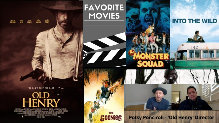 Favorite Flicks: Potsy Ponciroli On 'Into The Wild' And 'The Monster Squad'