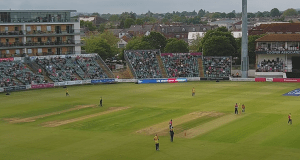 Somerset beat Essex Picture via Somerset YouTube, with thanks