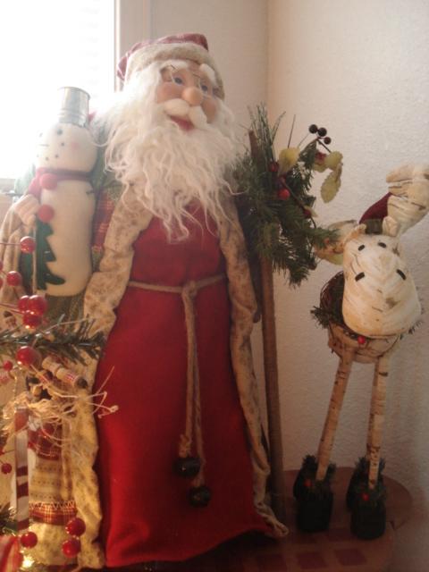 Santa and the Christ-Moose