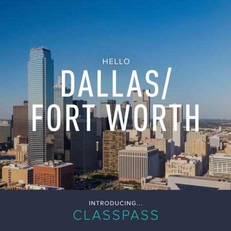 ClassPass DallasFW