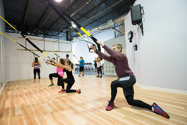 Burn Cardio in North Dallas is great. Variety of workouts in one studio. Find TRX, yoga, spin, barre, pilates, and mommy classes here!