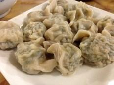 Steamed Leek Dumplings