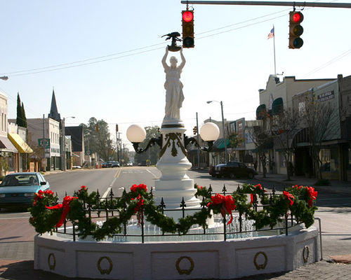 Boll Weevil Monument, Enterprise, Alabama