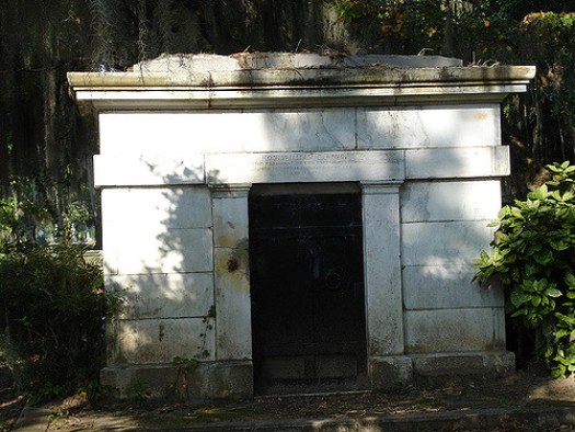 VP William Rufus de Vane King Tomb at Live Oak Cemetery, Selma AL