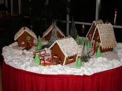 Gingerbread Houses at Perdido Beach Resort, Orange Beach AL