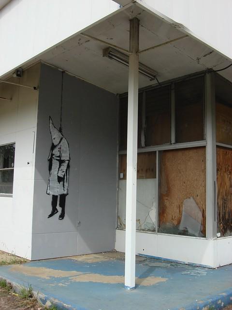 Banksy in Birmingham