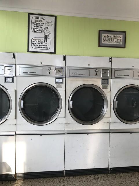 Gaither's Laundry, Ashland AL