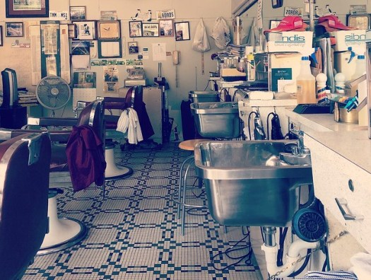 Barber Shop, Canton MS