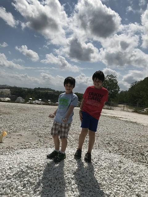 Imerys-Gantt's Quarry Observation Site, Sylacauga AL