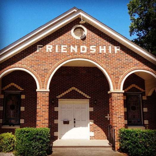 Friendship Baptist Church, Danville AL
