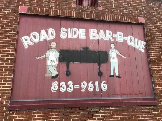 Roadside Bar-B-Que, Birmingham AL