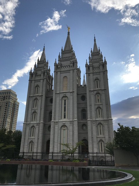 Salt Lake Temple, Salt Lake City UT