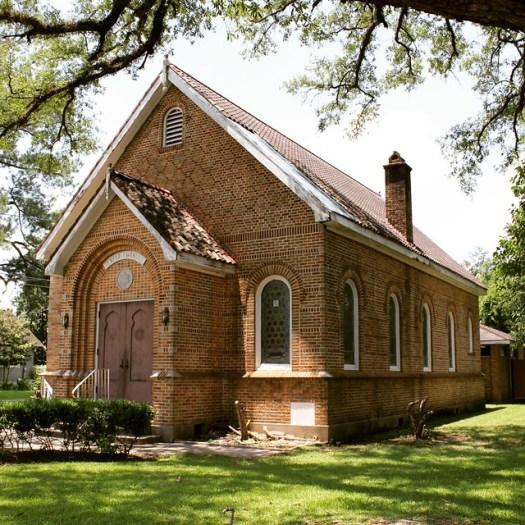 Temple Emanuel, Opelousas LA