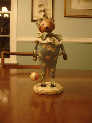 Penny McAllister Bear