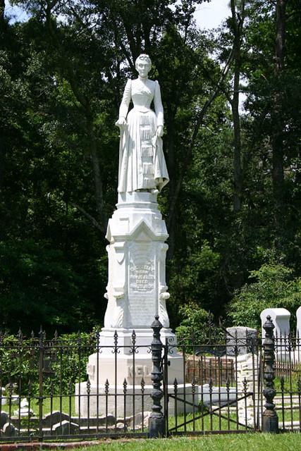 Laura Kelly Monument, Kosciusko MS