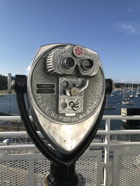 Tower Optical Binoculars, Martha's Vineyard MA