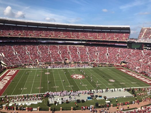 Alabama Football Game