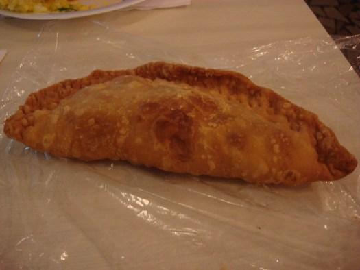 Fried (Apple) Pie, Payne's Bar-B-Q, Memphis TN