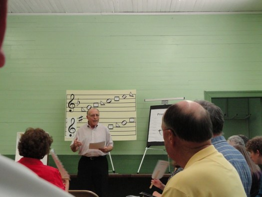 Sacred Harp Singing School, Tannehill State Park, Cane Creek School, Alabama Folklife Association