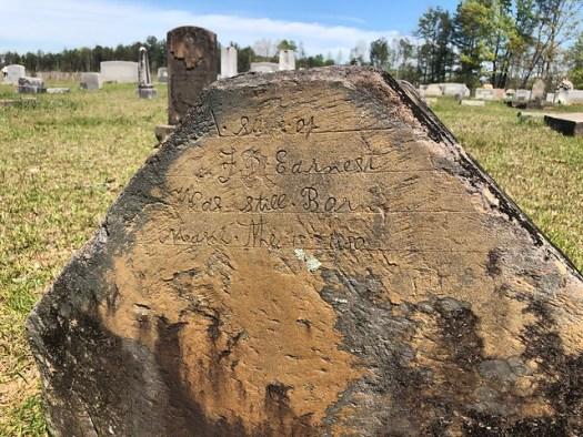 Liberty Hill Primitive Baptist Church Cemetery, Berry AL
