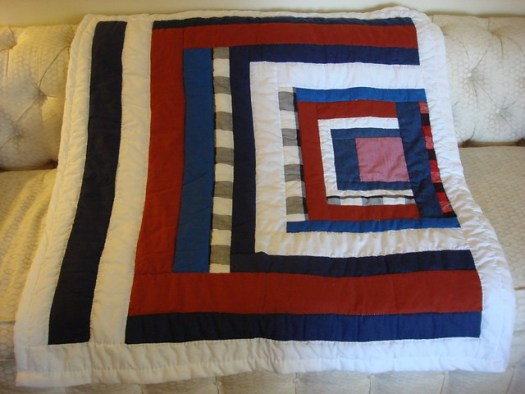 Shug's Gee's Bend Baby Quilt
