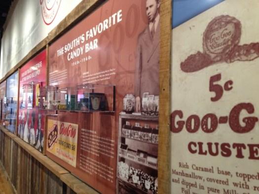 GooGoo Cluster Store, Nashville TN