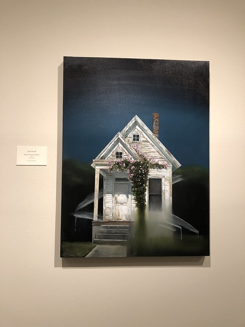 Jared Small: Encounters Exhibit at the Huntsville Museum of Art