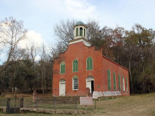 First Presbyterian, Rodney MS