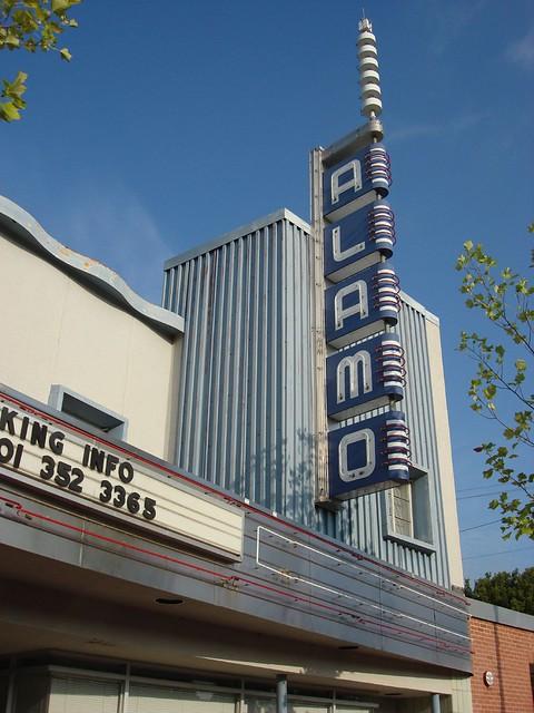 Alamo Theatre, Farish Street, Jackson MS