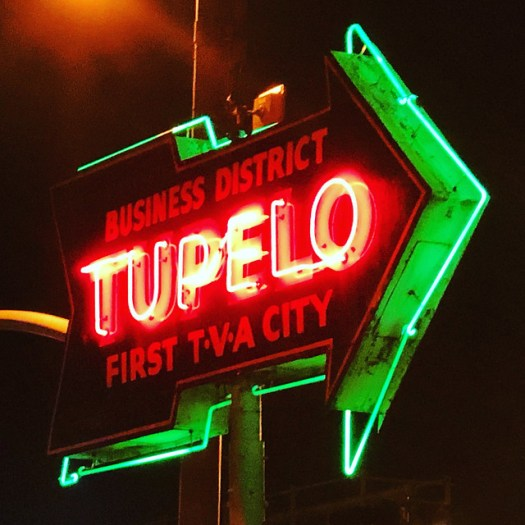 Business District TUPELO First TVA City