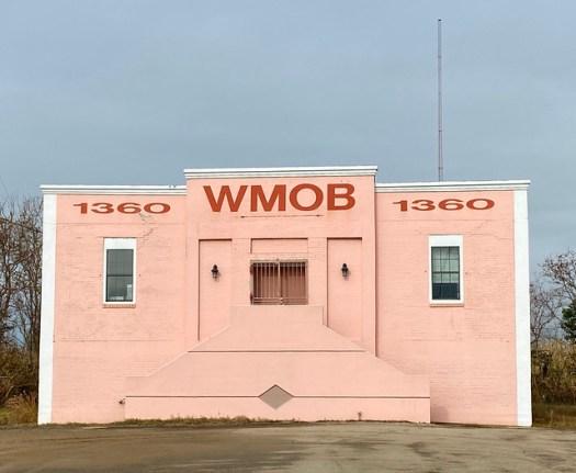 WMOB 1360, Mobile AL