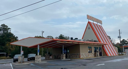 A-frame Whataburger, Mobile AL