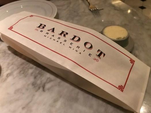 Bardot at the Aria, Las Vegas