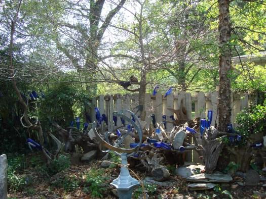 Wade Wharton's Endangered Art Environment, Huntsville AL