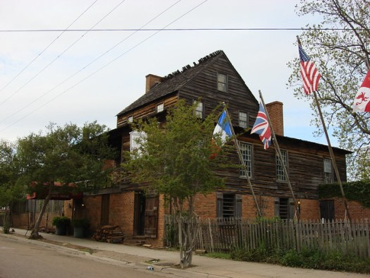 King's Tavern (Oldest House in Natchez), Natchez MS